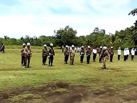 MNLF TRAINEES GRADUATION-1st Commencement Rigid 45 days Specialization Military Commando Training