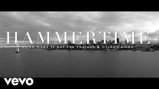 Смотреть клип Jonn Hart Ft. Nef The Pharoah, Clyde Carson - Hammertime
