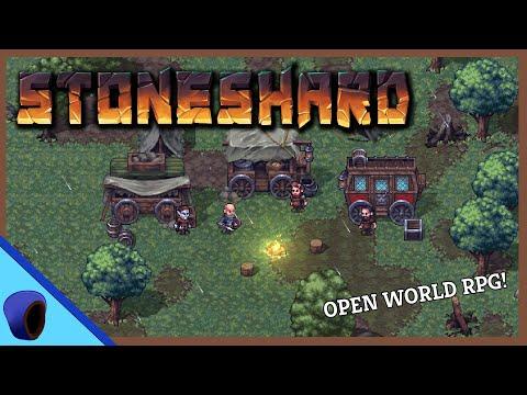 NEW OPEN WORLD RPG! 2D TARKOV!?  |  Olexa Looks At: Stoneshard  |  1/X
