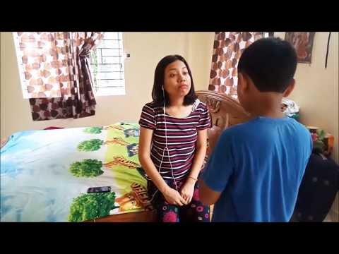 [ English Sub ] Blackmail - Brother Sister Funny Video ( Assamese Comedy Video) !!