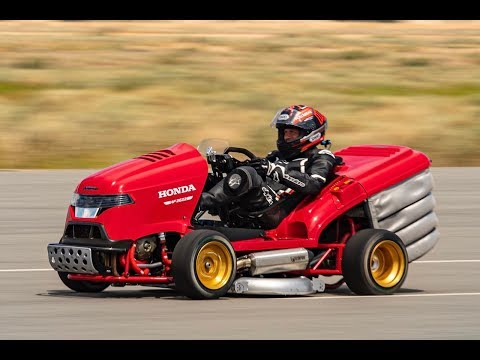 world's-fastest-lawn-mower-&-i-drove-it!!-the-honda-mean-mower-at-150+mph