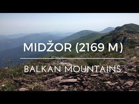 Midžor | Balkan Mountains | Serbia & Bulgaria