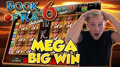 BIG WIN!!!! Book Of Ra 6 Big win - Casino - Huge Win (Online Casino)