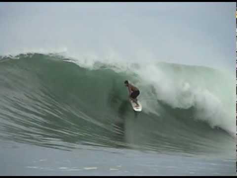 Samoa, Salani Surf Camp, Salani Right HQ