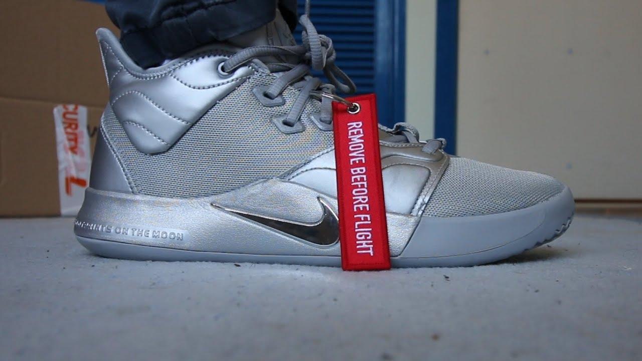 Nike PG3 x NASA 50th Anniversary On