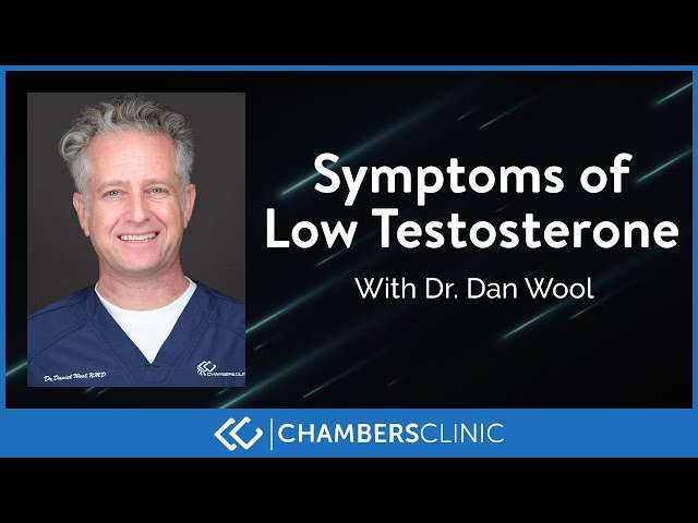 Symptoms of Low Testosterone