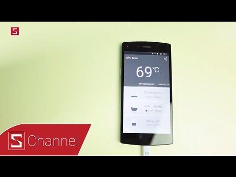 Schannel - Bphone có bản cập nhật : Bớt nóng hơn, chụp ảnh nhanh đẹp hơn, sửa các lỗi nhỏ