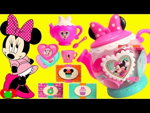Minnie Mouse and Daisy Tea Party