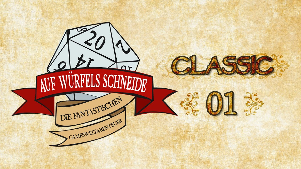 Auf Würfels Schneide: Classic | Folge #01