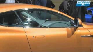 Aston Martin Virage Salon Auto Genève 2011
