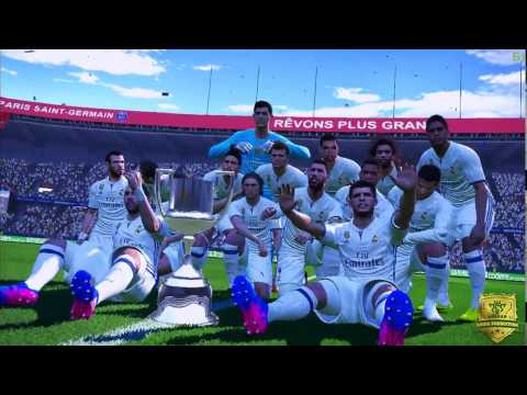 PES 2017 League/Cup Final Song