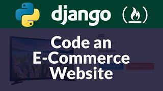Wie baut man eine E-commerce-Website mit Django und Python