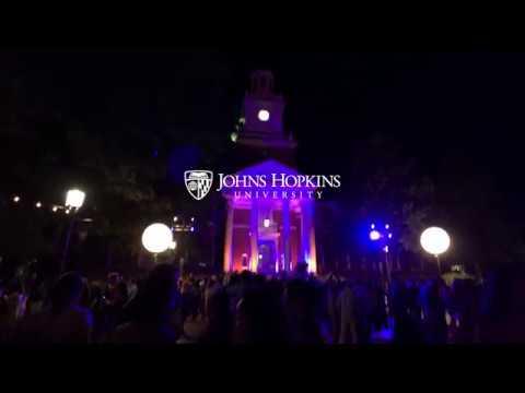The Johns Hopkins University Senior Toast 2018