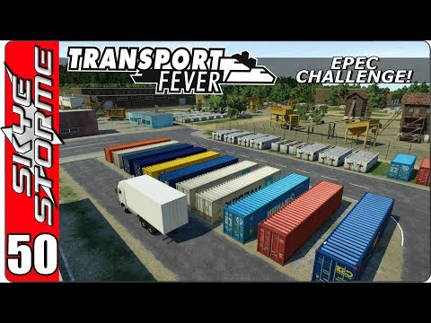 Transport Fever EPEC Challenge Ep 50 - Two Circles
