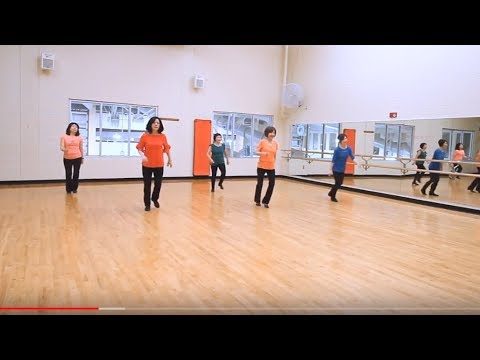 Sting So Bad - Line Dance (Dance & Teach in 中文) - YouTube