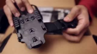 T-Rex Arms Orion   Range Belt   War Belt   Battle Belt    Unboxing Only!