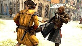 Assassin's Creed 4 Mayan Outfit  Pistol Swords Combat & Free Roam
