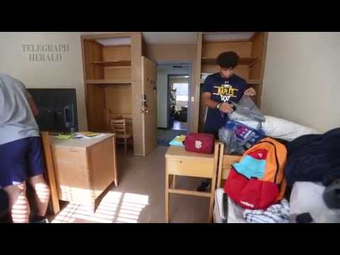 First impressions of Clarke University