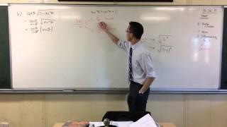 Trigonometric Identities & Sneaky Absolute Values