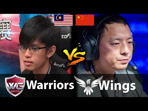 WG.Unity vs Wings - [MALAYSIA vs CHINA] - Dota 2 6.88f