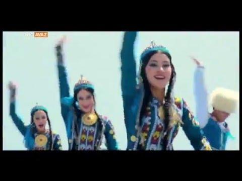 Folklorik Öğelerle Türkmen Türkçesi Bir Müzik Videosu - TRT Avaz