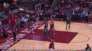 James Harden  You make the Call? Foul Travel or AND1 Warriors vs Rockets 20Jan2018