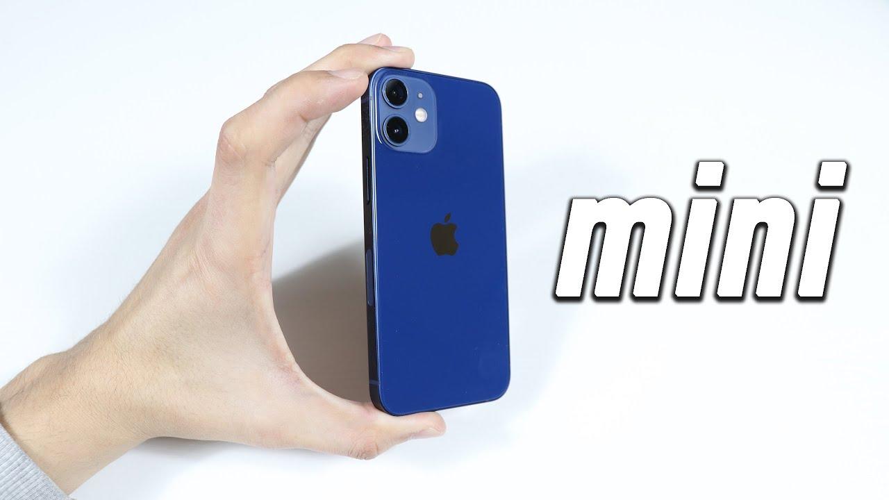 Почему стоит приобрести IPhone 12 Mini?