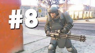 GTA 5 ПРОХОЖДЕНИЕ от ПЕРВОГО ЛИЦА! #8