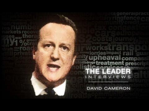 The Leader Interviews: David Cameron  - BBC Newsnight