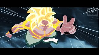 vuclip Celestial Dragon God Goku vs King Atama!!