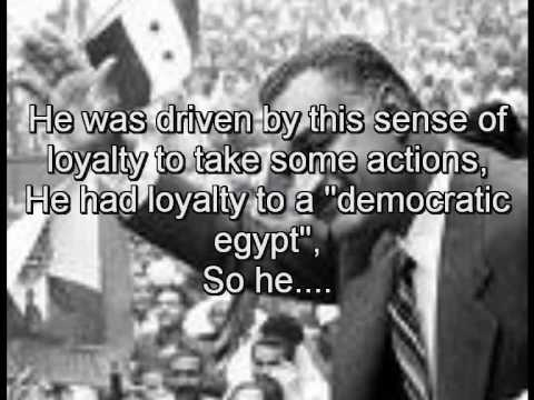 Nationalism: The driving force for Gamal Abdel-Nasser