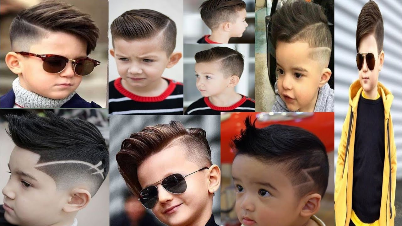 Most stylish haircuts for kids Boy9 ll Best baby boys hairstyle ll