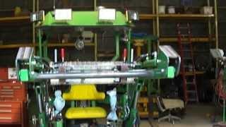 My DIY Tractor project. Visit www.MachineBuilders.Net