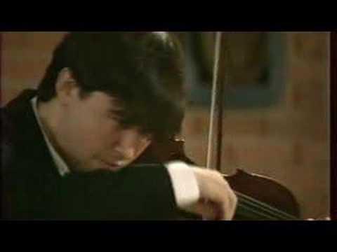 Franck A major Sonata - ii.mvmt part1