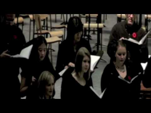 EnChor Chamber Choir - There Will Be Rest - Frank Ticheli