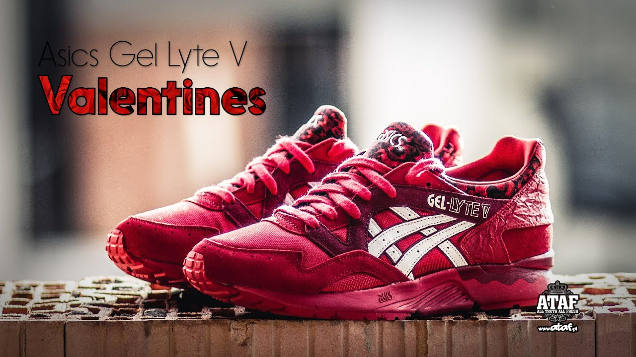 Asics Tiger Gel Lyte V Valentines Pack YouTube