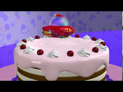 Baby Cartoons The Birthday Cake Hd Animation For Happy