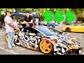 ASKING SUPERCAR OWNERS HOW THEY MAKE SO MUCH MONEY!