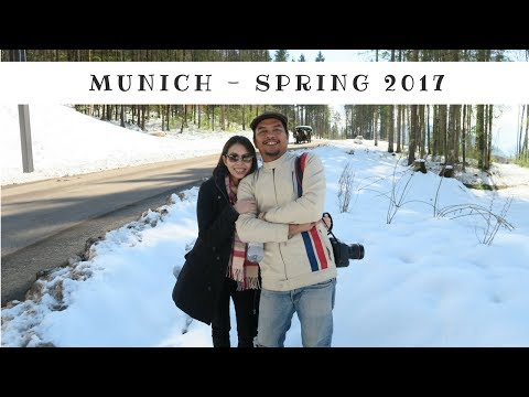 Munich Vlog : Neuschwanstein - Dachau Concentration Camp - B
