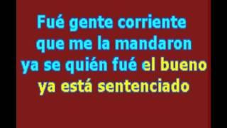 LOS CUATES DE SINALOA KARAOKE LAS TRES LLAMADAS DJ MORENO