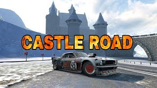 New Race Track - Castle Road | CarX Drift Racing | Top