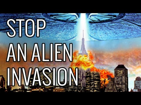 How To Stop An Alien Invasion  EPIC HOW TO