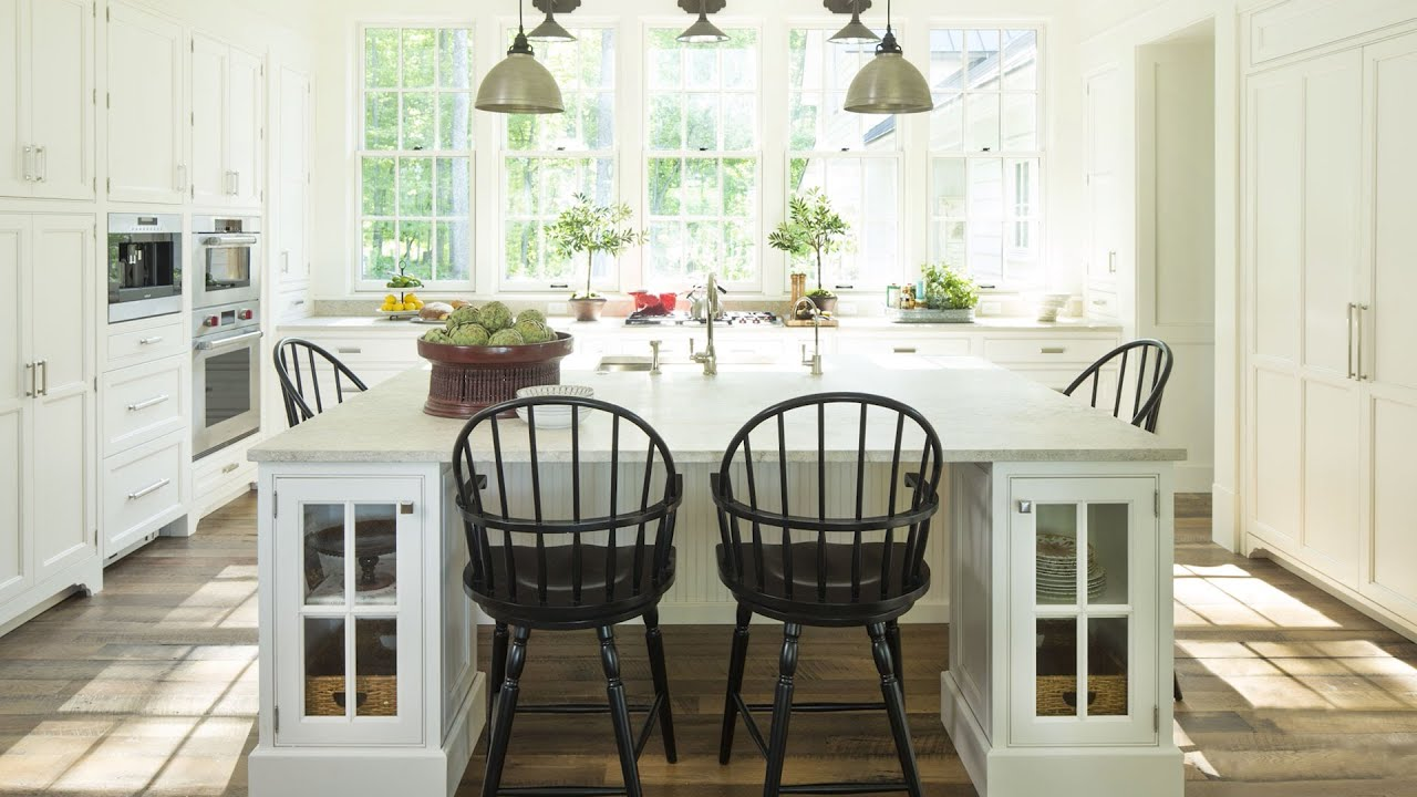 How To Design a Timeless Kitchen | Southern Living - YouTube