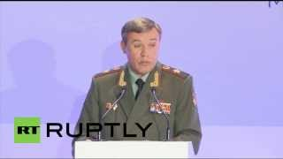 Download Video Russia: Hotspot of tension in Ukraine artificially created- Shoigu MP3 3GP MP4