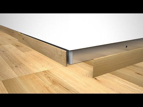 AGS-Systems GmbH • Installation Instructions Flat Skirting Board Type Light For Drywall