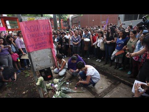 Joven asesinada en CU CDMX