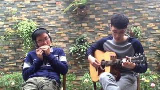 (Doãn Hoài Nam)Mơ cover (harmonica & guitar) by Khôi & Bảo Long