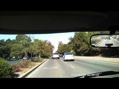 Drive SLAC Menlo Park California Sand Hill Road El Camino