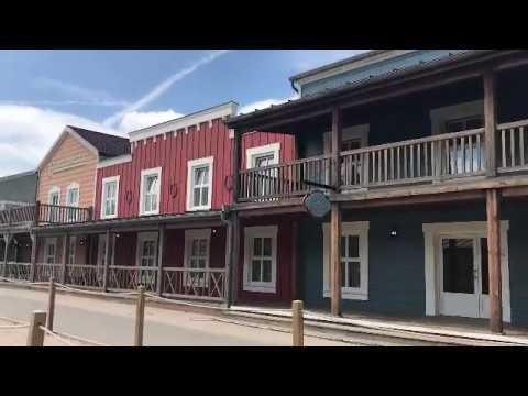 Hotel Cheyenne Room Tour Chambre Texas Youtube