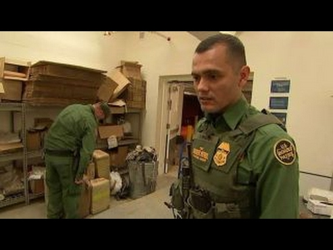 'Hannity's' exclusive ride-along with Border Patrol